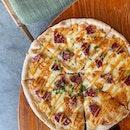 Bak Kwa Pizza 🤤