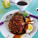 delicious braised duck rice #burpple #burpplesg