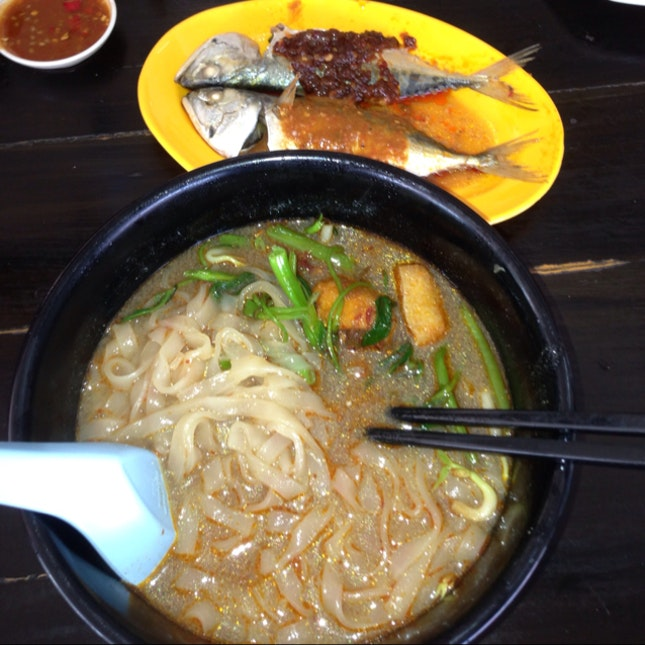 Teranganu Curry Noodle