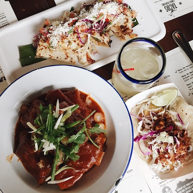 Small Plates, Tacos And Tender Beef