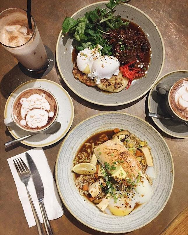Sundays made of these 💛 #brunch #breakfast #burpple #cafehopping #cafehoppingsg