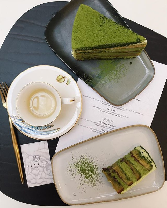Taking their love for eggs a step further, the people behind @shuuchoux and @koki.tamagoyaki started Nesuto for further experimentation into cakes and desserts.