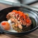 Salmon Mentai Bowl ($18.80)