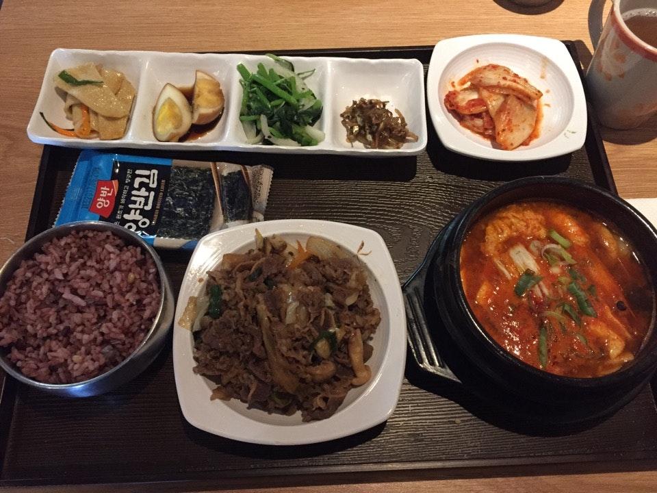 Hyang Yeon Korean Restaurant
