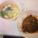 Ah Koong noodles in Johor Bahru!!
