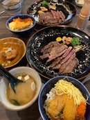 Burpple Beyond 1-for-1 Wagyu Uni Set Lunch