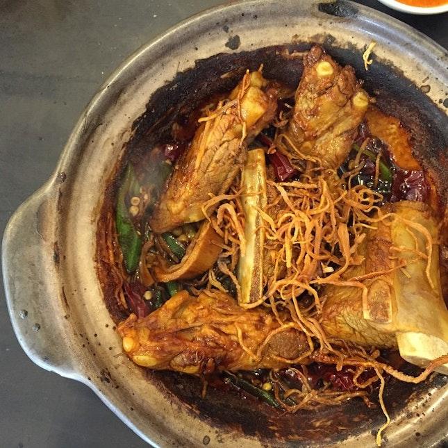 Dried bak kut Teh for a chance.
