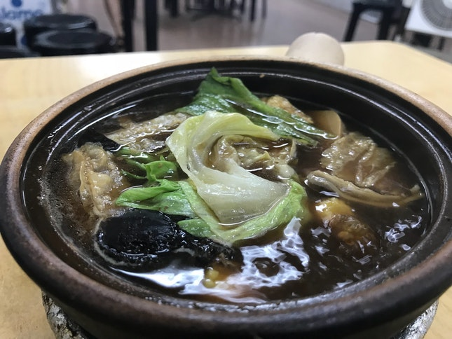 Herbal Claypot Bak Kut Teh