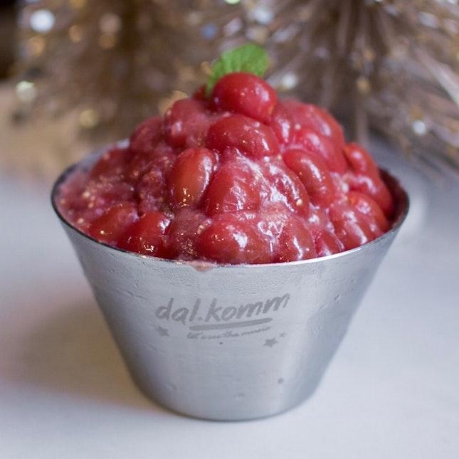 Cherry Tomato Bingsu ($15.90)