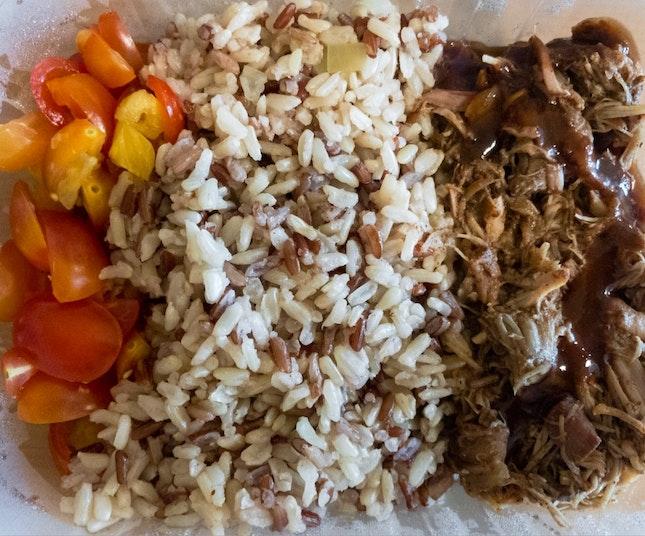 "Lunch ""Salad"" Box"