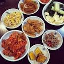 Cold Side Dishes - Han Geun Doo Geun #onthetable