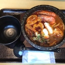 Magma Spicy Udon