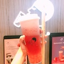 Very Strawberry Cheezo Tea ($8.70)