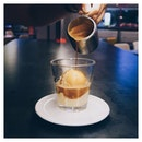 A splash of Italian roasted espresso atop in-house made gelato 😌 @botturasg's Affogato ($8) works perfectly as an early morning start to the day, or a mid-day snack for a perk-me-up!