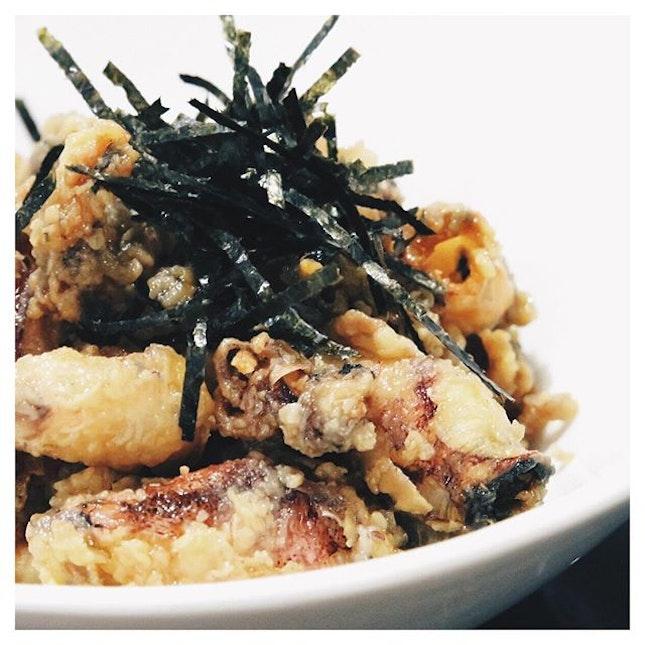 Crispy Fried Squid