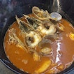 Crayfish With Clams ($16.50)