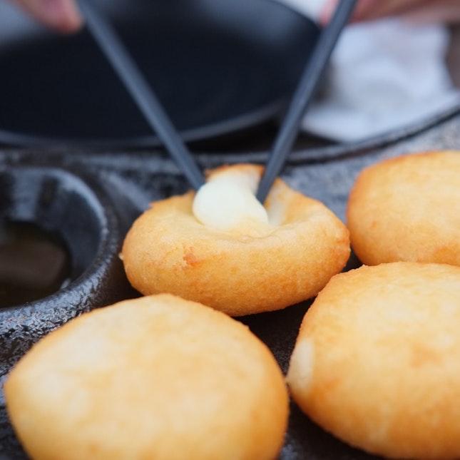 Potato Mochi ($7.80)