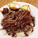 Heard of this famous duck rice hype for so long.