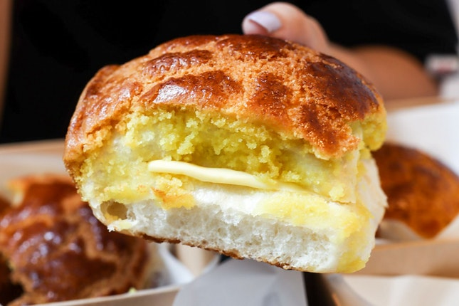 Sink Your Teeth Into Awesome Bolo Buns at Tanjong Pagar