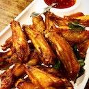 Thai Mini Wings