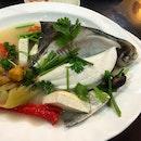 Teochew Steam Fish