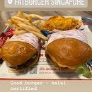 This Fat Burger Really Very Good.