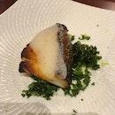 Omakase: Cod Fish
