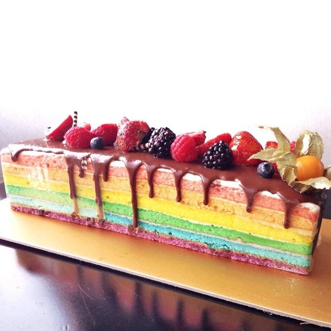 Rainbow Cafe From Medz