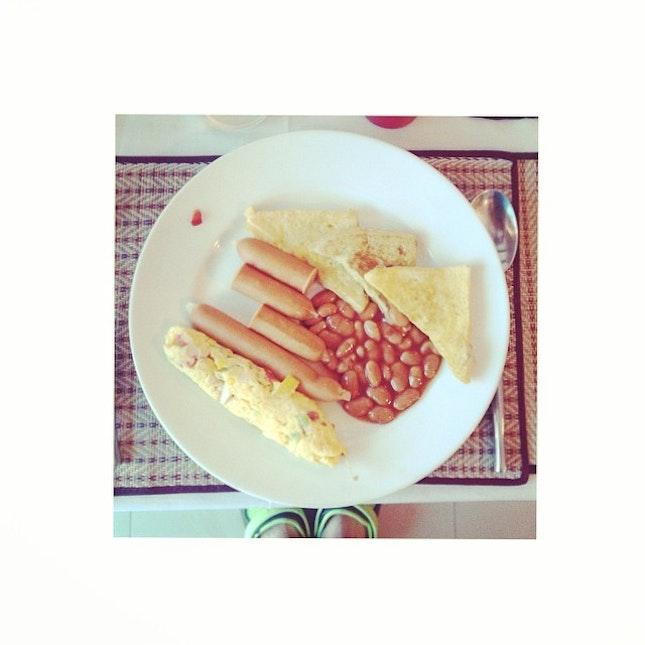 有免费早餐吃的早上永远是THEBEST.COM #BREAKFAST #KRABI