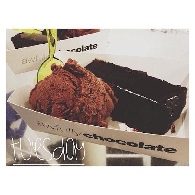 Chocolate Overload Tuesday