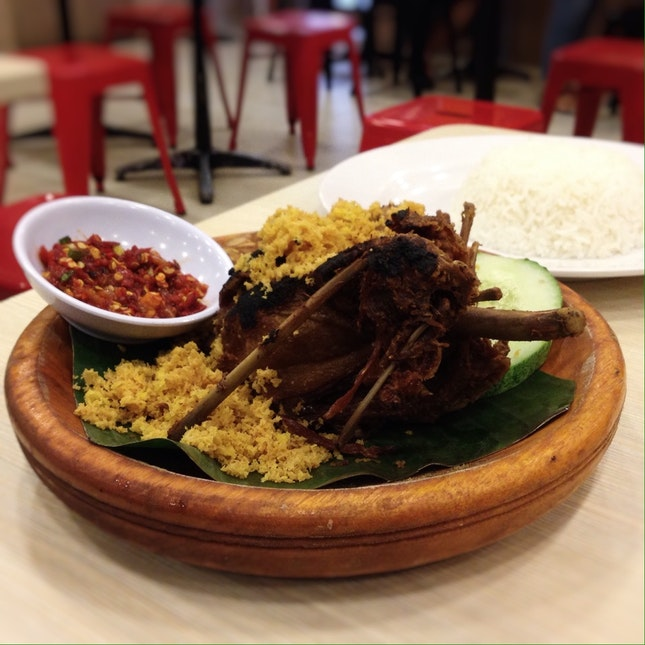 Sangam Crispy Fried Duck
