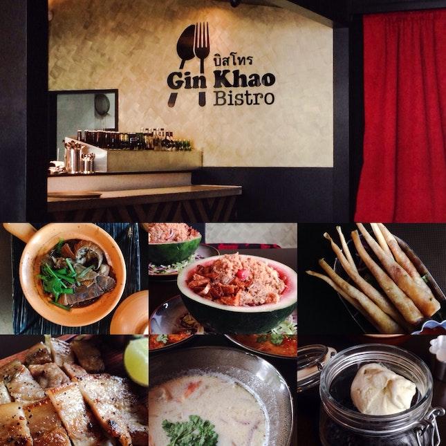 Tastemaker Eatup @ Gin Khan Bistro (12 Dec 15)