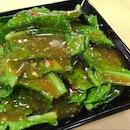 Stir Fried Baby Kai Lan