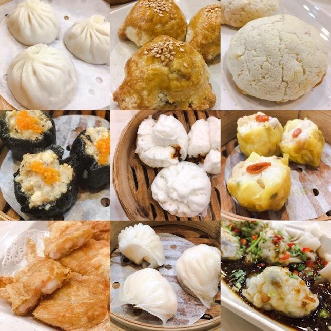 Burpple Tastemaker Eatup @ Dim Sum Haus