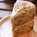 Gula Melaka Avocado Cake