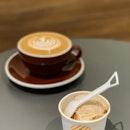 Espresso with Caramel Biscuits Ice-Cream