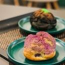 Kumamoto Purple Sweet Potato Choux Puff