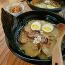 {Shoyu Ramen}  Having our (packed) dinner now and 2 more hours to show time!!!!