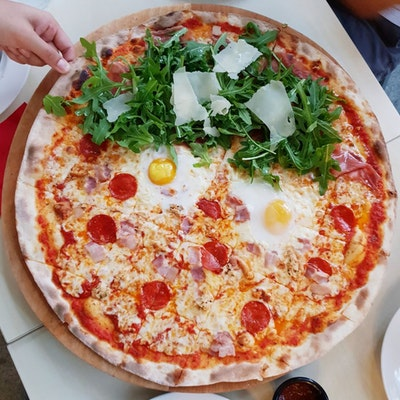 pizza deliveries singapore