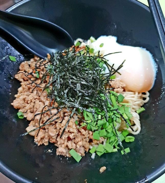 Nagoya Mazesoba [$5]