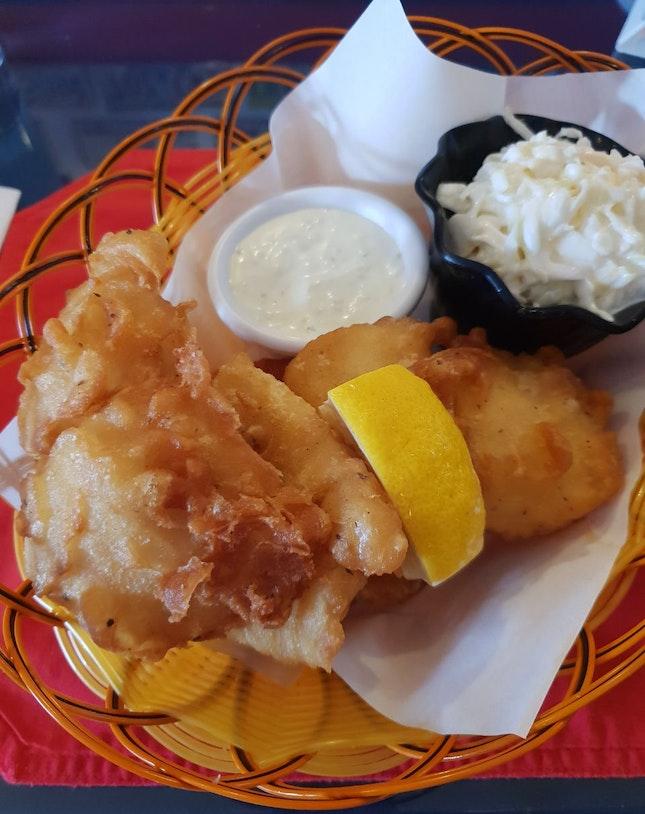 Fish N Chips [$15]