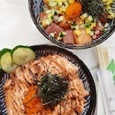 Bara Chirashi Don [$23.90+] x Salmon Mentaiko Don [$23.90+]
