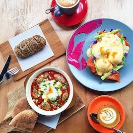 Cafe Hopping - West