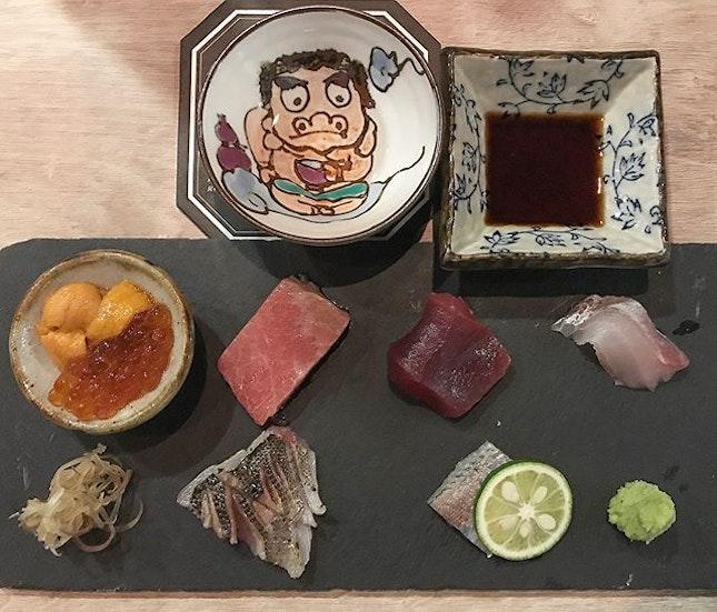 // Kamoshita X Omakase // .