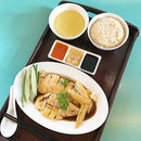 #SingaporePride - Hainanese Chicken Rice.