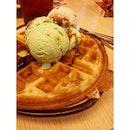 Self-made #waffle #bestoftheday