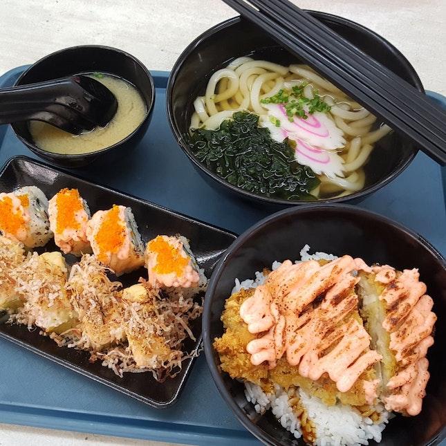 Simple Japanese Food