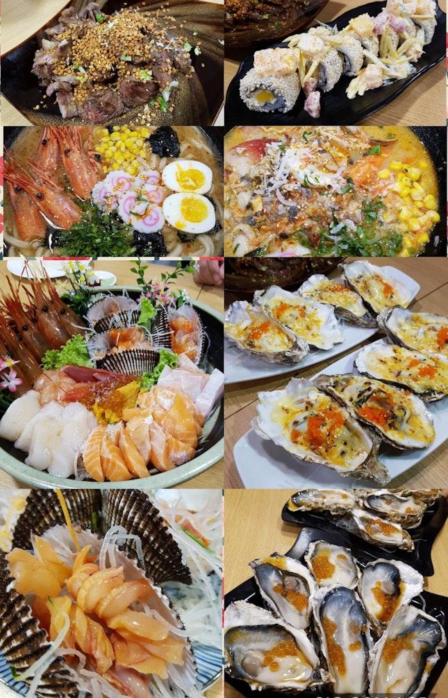 Fresh, Quality Sashimi