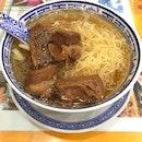 Beef Brisket Noodles