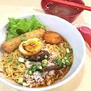 Signature Noodle 招牌特制面 [$4.50]